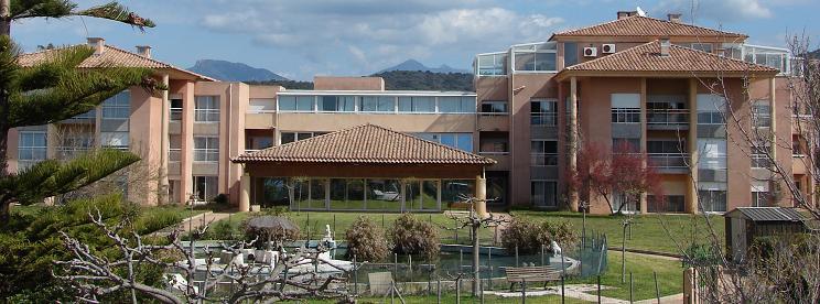 Maison de retraite Agosta en Corse